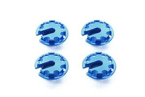 TAMIYA Aluminum Damper Retainer (1mm Up) 4* 1054776
