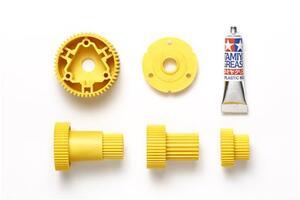 TAMIYA GF-01 / G6-01 Gear Set (yellow) 1054809