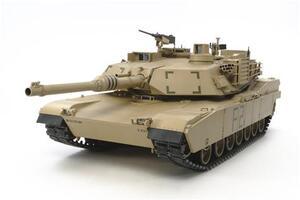 TAMIYA U.S. Main Battle Tank M1A2 Abrams Full Opt. 1056041
