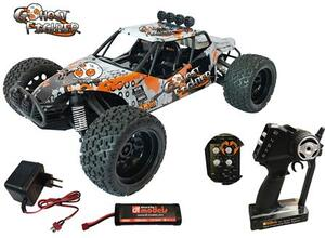 DF-Models GhostFighter - RTR - brushed 4WD 173042