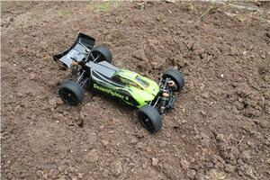DF-Models DesertFighter 4 Brushed Buggy RTR - waterproof 173055
