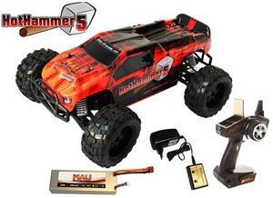 DF-Models HotHammer 5 - RTR brushless Truck 1:10XL 173076