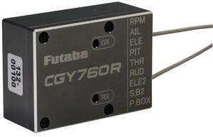 Futaba CGY760R 3-Axis Gyr.o/ Empf. FBL 20GY760R