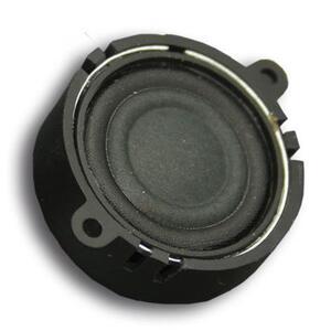 ESU Lautsprecher 23mm, rund, 4 Ohm, 1~2W 3450332