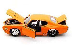 Jada Toys 1969 Pontiac GTO Judge, orange 4490060