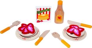 Hape Pfannkuchen-Set 22tlg. 46E3113A
