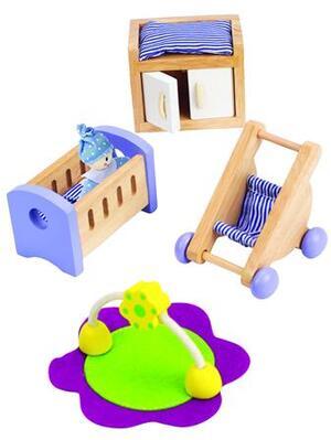 Hape Babyzimmer 8tlg. 46E3459A