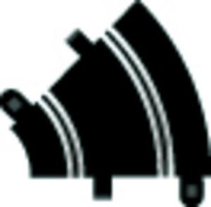 scalextric SCX Inner Curve 45 50C8202