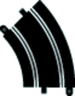 scalextric SCX Standard Curve 45 50C8206