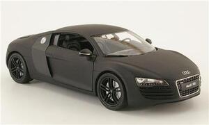 Premium ClassiXXs Audi R8 matt-schwarz 51159548