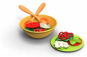 greentoys Salad Set 5501013