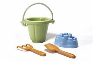greentoys recycelt Sandspielzeug
