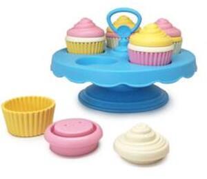 greentoys recycelt Cupcake