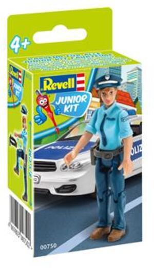Revell Polizistin 9000750