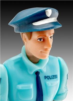 Revell Polizist 9000751