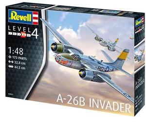 Revell A-26B Invader 9003921
