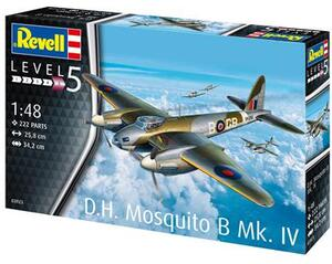Revell Mosquito Bomber Mk. IV 9003923