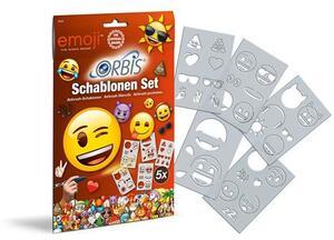 Revell Schablonen-Set Emoji 9030224