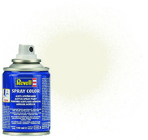 Revell Spray Color weiss, matt (VE2) 9034105