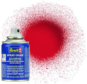 Revell Spray Color feuerrot, glänzend (VE2) 9034131