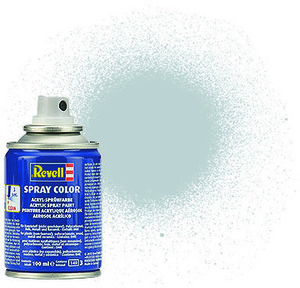Revell Spray Color aluminium, metallic 9034199
