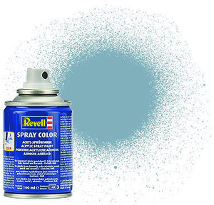 Revell Spray Color grau, seidenmatt (VE2) 9034374