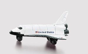 Siku Space Shuttle 1:64, Metall, Plastik Siku 8179