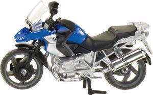 Siku Motorrad BMW R1200 GS Metall, Kunststoff, Siku Super Serie 1047