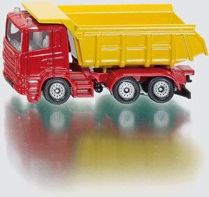 Siku LKW mit Kippmulde Metall, Kunststoff kippbare Mulde 1075