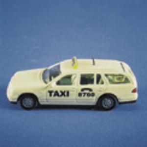 Siku Taxi 1:64, Metall, Plastik Siku 1363