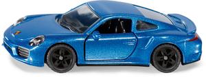 Siku Porsche 911 Turbo S Siku Super Serie, Metall/Kunststoff 30091506