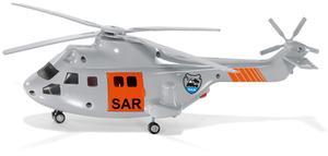 Siku Transporthubschrauber 1:50, 41x13x10 cm, Metall/Kunststoff 30092527