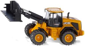 Siku JCB 435S Agri Radlader 1:32, 30x15x14 cm, Farmer, Metall/Kunststoff 30093663