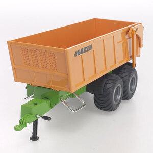 Siku Tandem-Achsanhänger Siku Control, 1:32, Anhänger für funkgesteuerte Fahrzeuge 6780