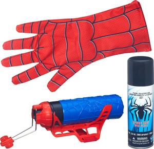 Hasbro Hasbro Spider-Man Mega Blast Web Shooter mit Handschuh, schiesst bis 7 m weit 31026027