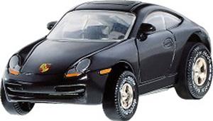 Darda Motor Darda Auto Porsche 911 9.5 cm, mit Rückzugmotor, passend zu allen Dardabahnen 31950309