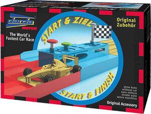 Darda Motor Darda Start & Zielbox 5 Teile, Ergänzungsset für alle Dardabahnen, ohne Auto 31950430