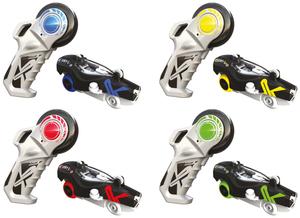 Silverlit Exost Loop Speed Racer ass. 1 Auto mit Controller, passend zu allen Exost Loops 33520230