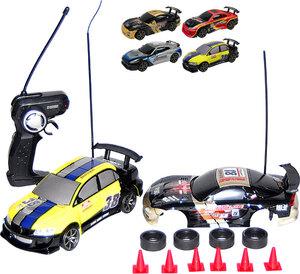 Auto Drifting Car,R/C,25cm 1x Karosserie+4 Räder zum wechseln, 2fach ass (eines wird geliefert). 33582067