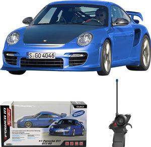 Silverlit Silverlit Porsche 911 GT2 1:24 mit Fernsteuerung, ab 5 J. 17 cm, Batterien 5xAA exkl. 33582432