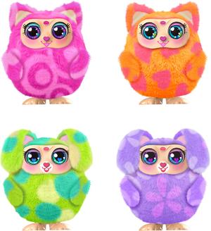 Silverlit Mama Furries interaktives Plüschtier, Batterien 4xAA inkl. ab 3+ 33583683