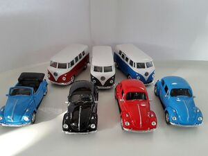 VW Kollektion ass. mit Rückzugmotor 33630948