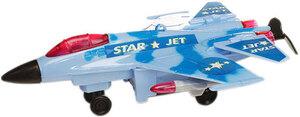 Flugzeug mit Antrieb, 21 cm Kunststoff 35660804
