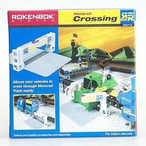 ROKENBOK Rokenbok Monorail Crossing 6712A1