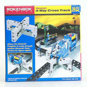 ROKENBOK Rokenbok 4-way Cross Track 6717