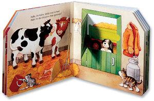 Ravensburger Unterwegs auf dem Bauernhof Ministeps Pappbilderbuch, ab 12 Monaten, 19x19 cm Ravensburger;43118