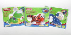 Mattel Dschungelspass Taschenlampe 40300751