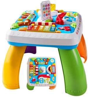 Fisher-Price Lernspass Spieltisch, d 56x40x13 cm, ab 6 Monaten, Batterien 4xAA inkl. 40302031
