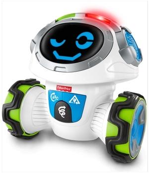 Fisher-Price Lern-Roboter Movi , d ermuntert zur Bewegung, Batterien inkl. ab 3 Jahren 40310235