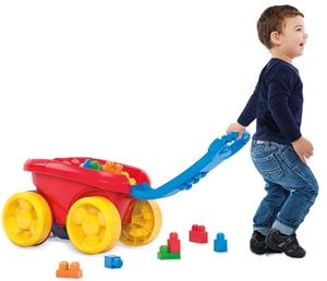 MEGA BLOKS Bausteinwagen Klassik, First Builders, 20 Teile, ab 12 Monaten 40400023